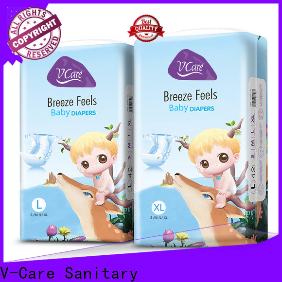V-Care superior quality best newborn nappies suppliers for baby