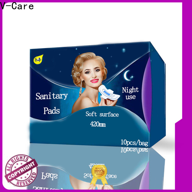 wholesale disposable sanitary pads company for women