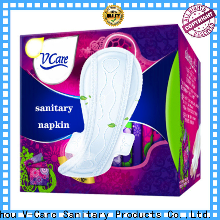 top sanitary panty liner with custom services for women