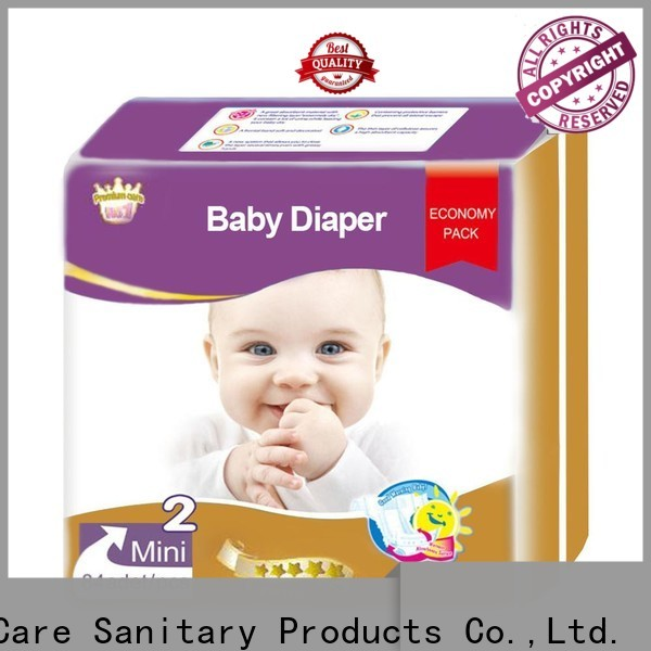 hot sale baby nappies factory for baby