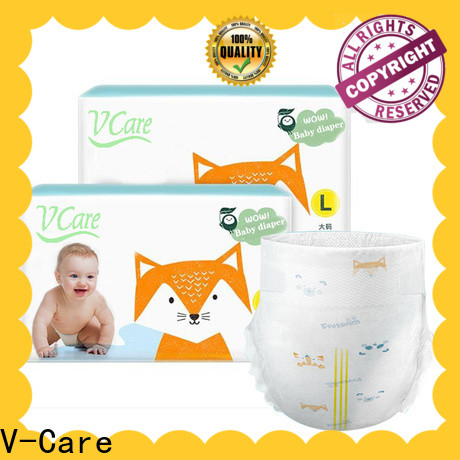V-Care best newborn baby nappies factory for infant