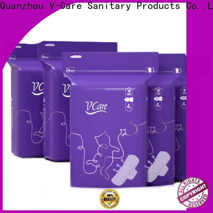 V-Care best sanitary panty liner company for women