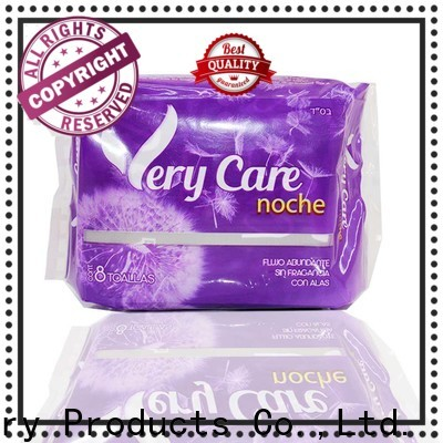 V-Care cheap sanitary pads factory for women