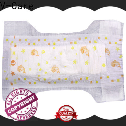 V-Care superior quality infant diapers suppliers for sleeping