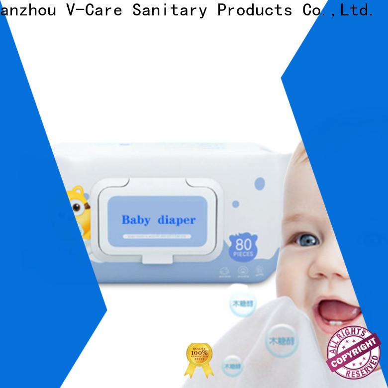 V-Care wet wipes manufacturer company for adult