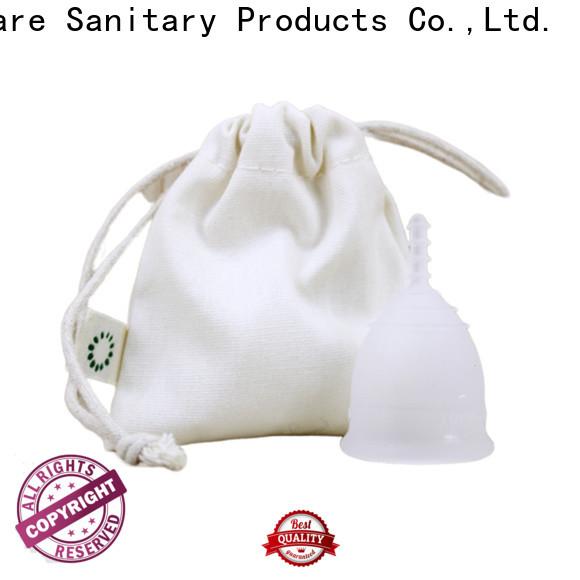 custom menstrual cups company for women