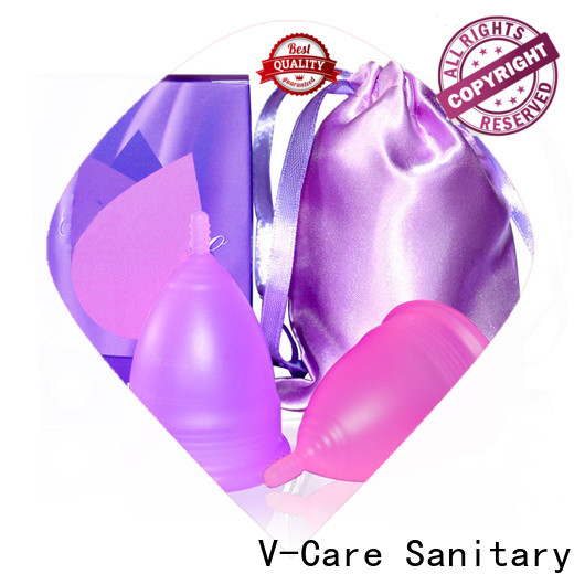 V-Care top rated menstrual cup supply for women