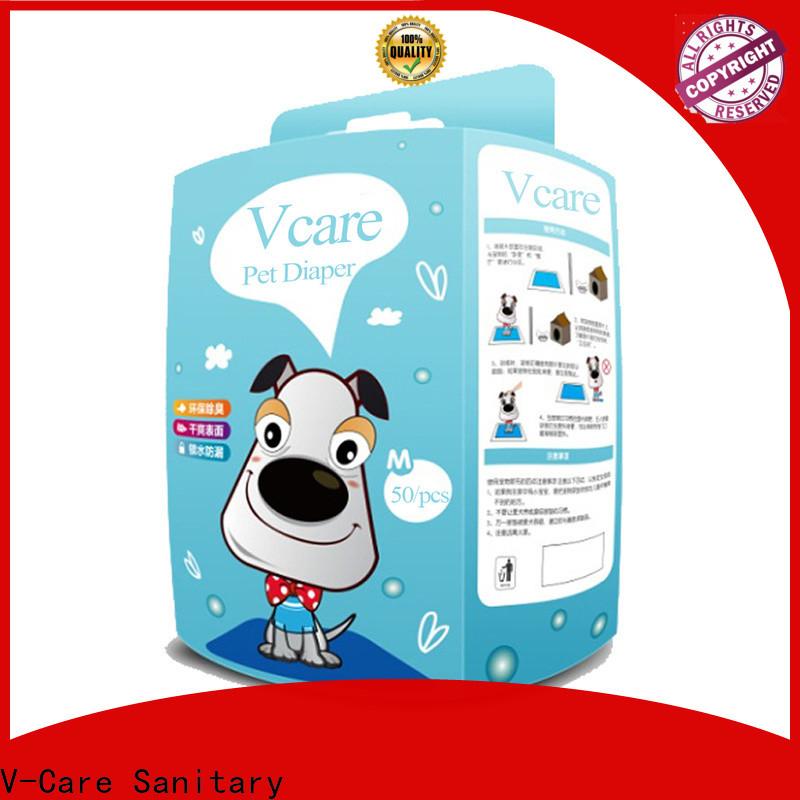 V-Care pet diaper company for pets