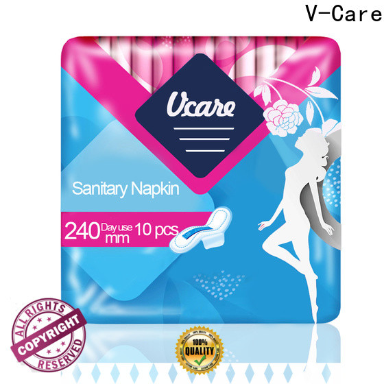 top cheap sanitary pads with custom services for sale