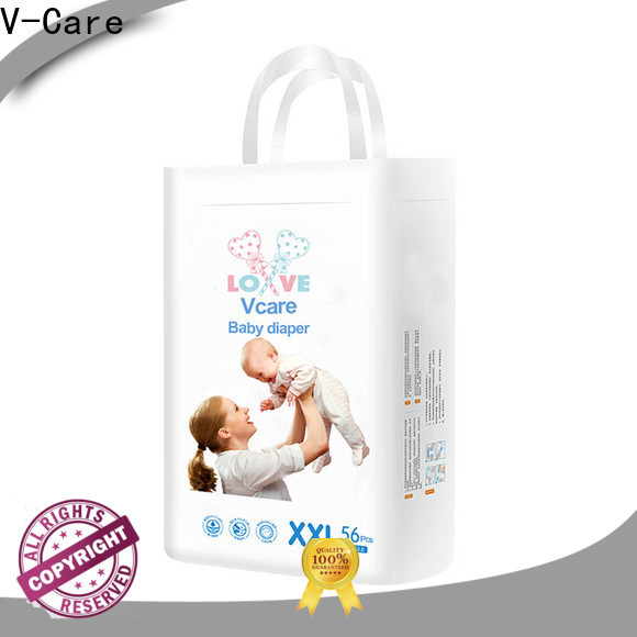 V-Care high-quality best baby diapers manufacturers for baby