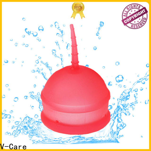 V-Care period menstrual cup supply for women