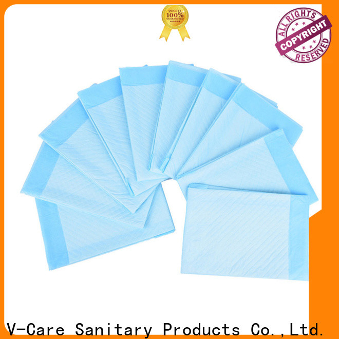 V-Care latest underpad sheet suppliers for old people