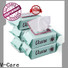 alcohol free bulk wet wipes suppliers for adult