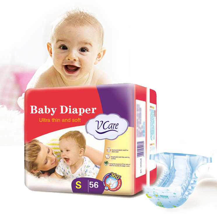 Useful Cheap Wholesale Disposable Baby Diaper In Bag Professional Baby Diaper In Turkey