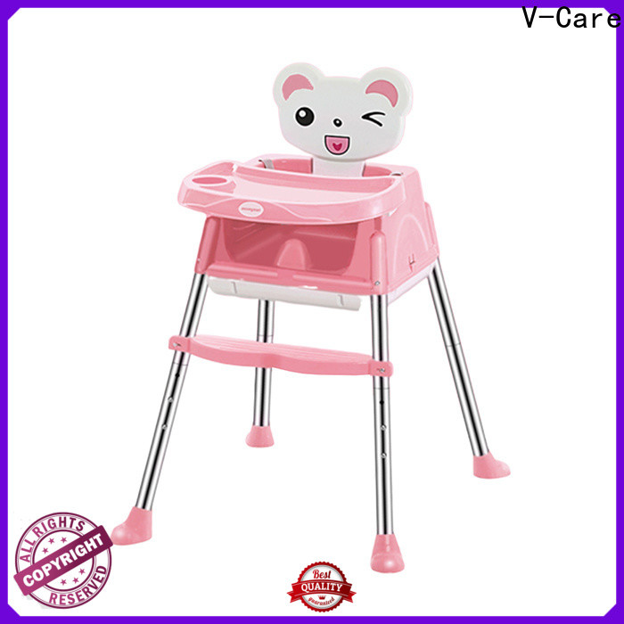 V-Care latest kids booster high chair factory for sale