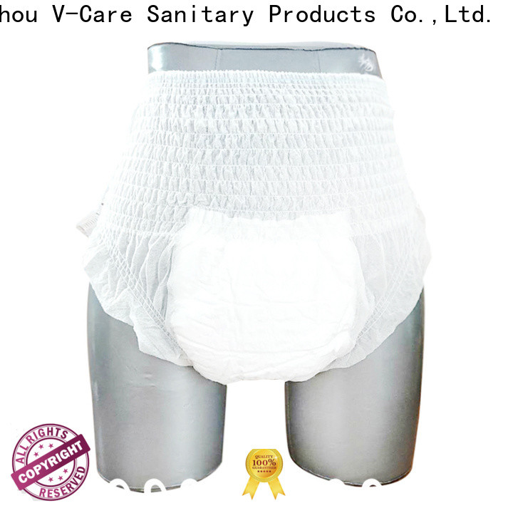 V-Care adult pull up diapers factory for adult
