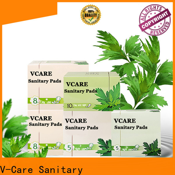 V-Care ultra thin wholesale sanitary pads suppliers for women