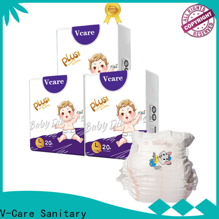 V-Care custom newborn disposable nappies manufacturers for infant