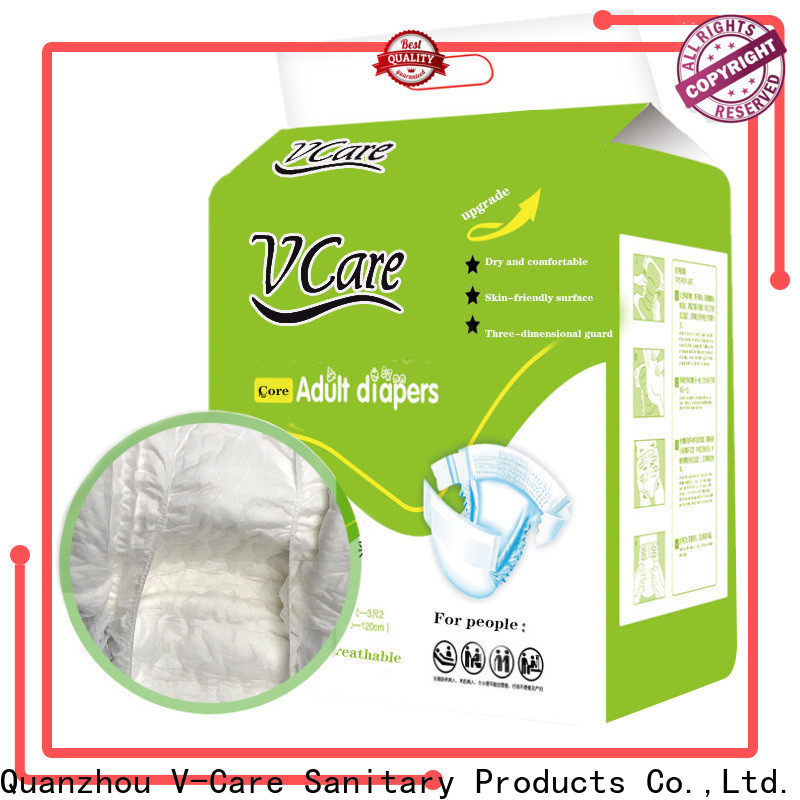 V-Care new adult nappies supply for women