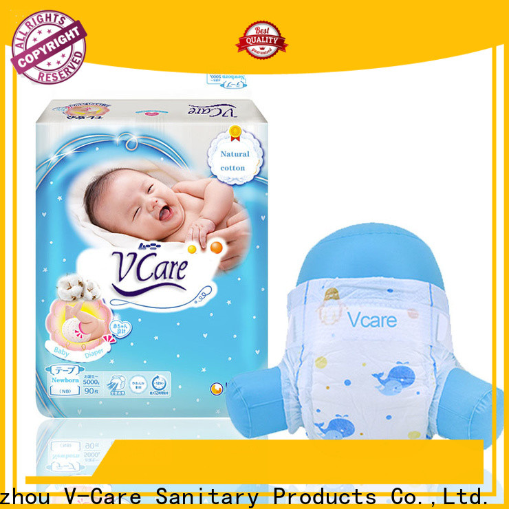 wholesale cheap newborn diapers factory for sleeping