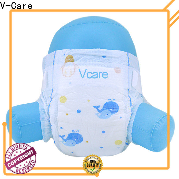 V-Care wholesale baby diaper factory for infant