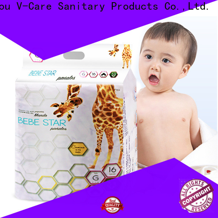 V-Care best baby nappies supply for sale