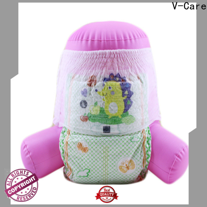 V-Care baby pull up diapers manufacturers for sale