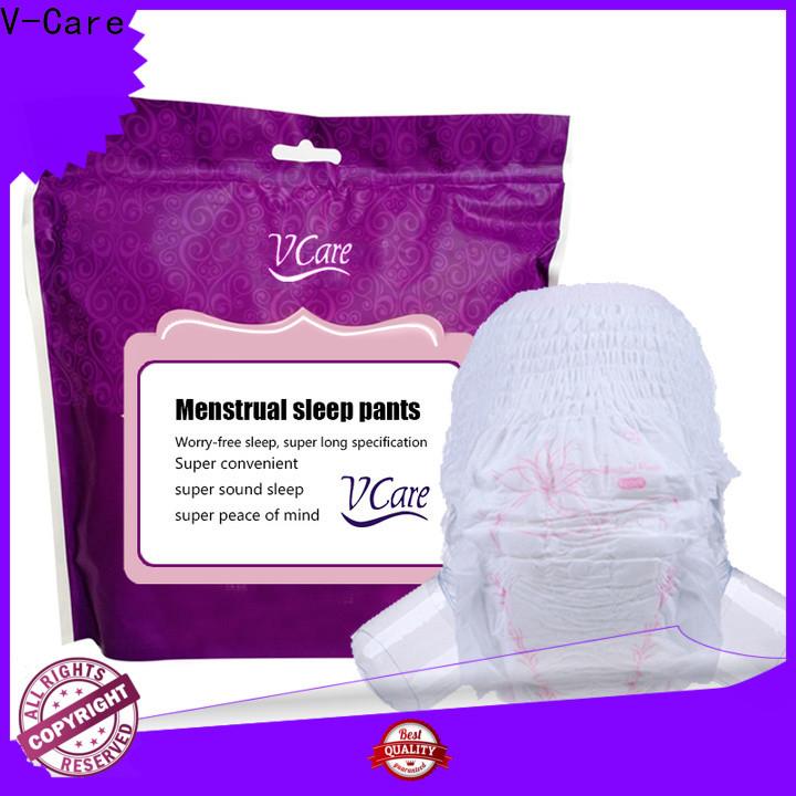 V-Care sanitary pad disposal company for ladies
