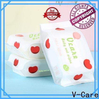 wholesale water wet wipes supply for adult