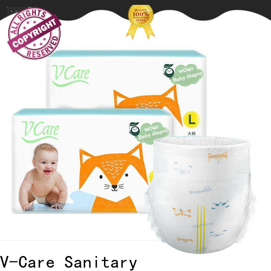 V-Care baby nappies company for infant