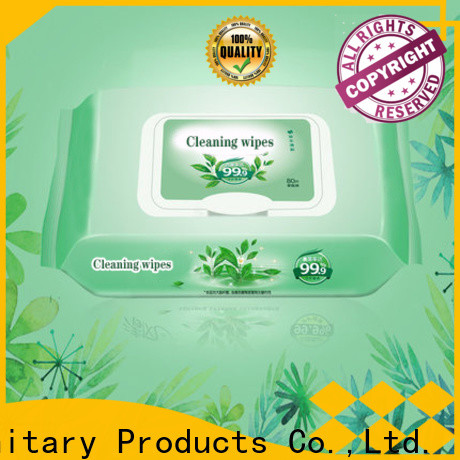 V-Care water wet wipes suppliers for women