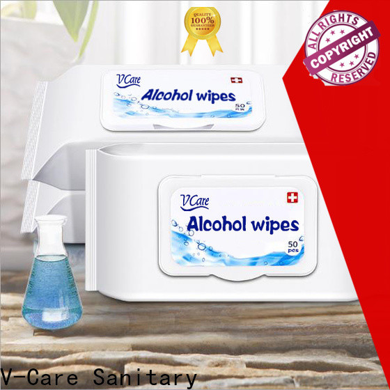 top cleaning wet wipes factory for women
