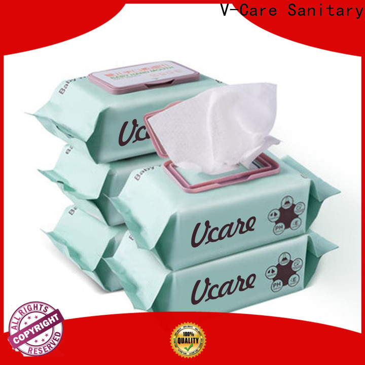 V-Care bulk wet wipes suppliers for baby