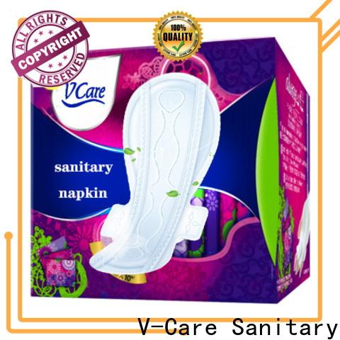 V-Care the best sanitary napkin factory for women
