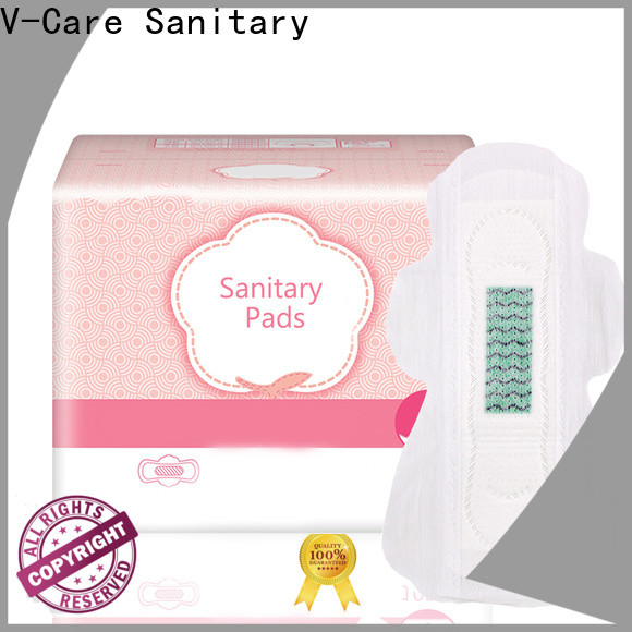 V-Care new new sanitary napkins supply for business