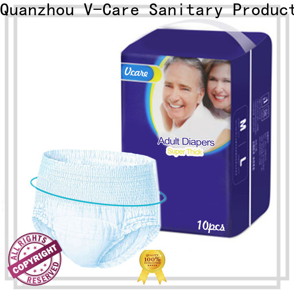 V-Care wholesale adult disposable diapers supply for women