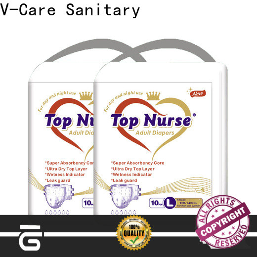 V-Care factory price top adult diapers suppliers for women