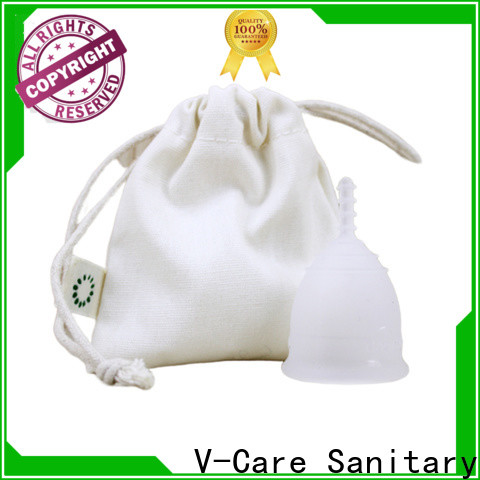 V-Care wholesale best rated menstrual cup company for ladies