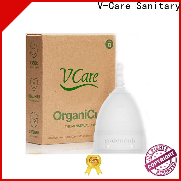 V-Care custom best rated menstrual cup factory for sale