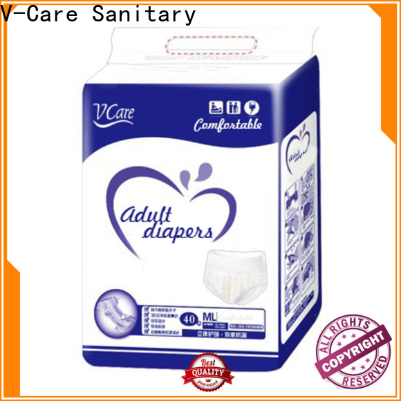 latest cheap adult diapers factory for adult