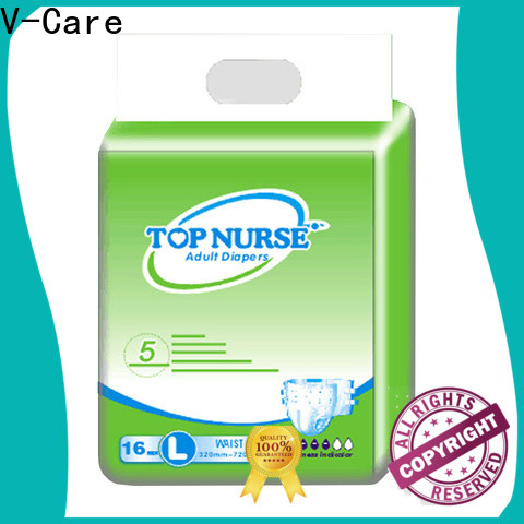 V-Care the best adult diapers for business for men