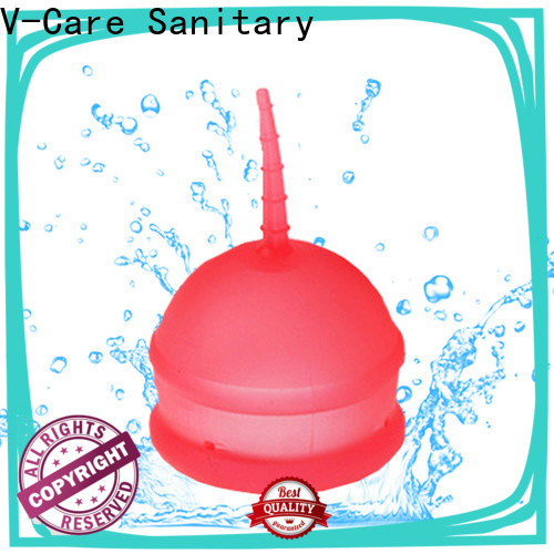 V-Care wholesale best rated menstrual cup supply for women