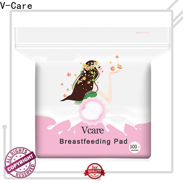 V-Care latest good breast pads factory for sale