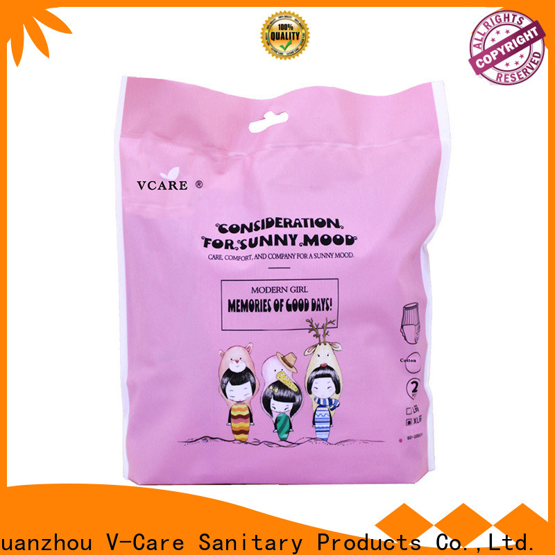 V-Care low price sanitary pads suppliers for business