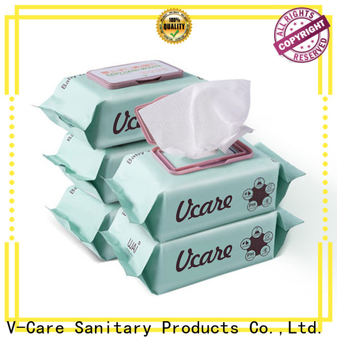 V-Care top bulk wet wipes manufacturers for baby