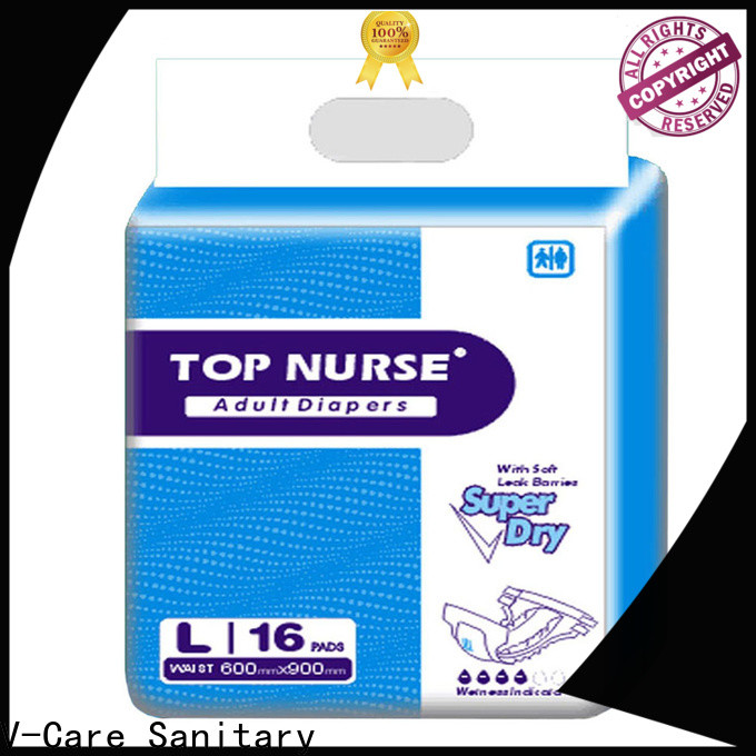 V-Care new adult diapers suppliers for women
