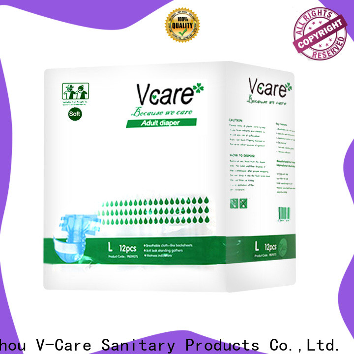 fast delivery top rated adult diapers suppliers for women