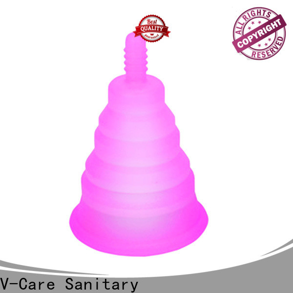 V-Care best menstrual cup company for business