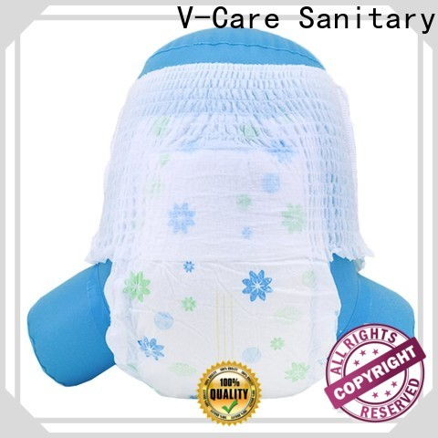 V-Care professional best cheap baby diapers company for sale