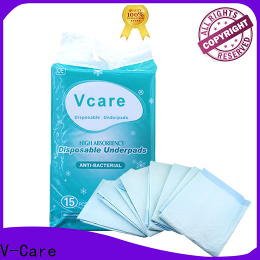 V-Care factory price underpad sheet for business for old people